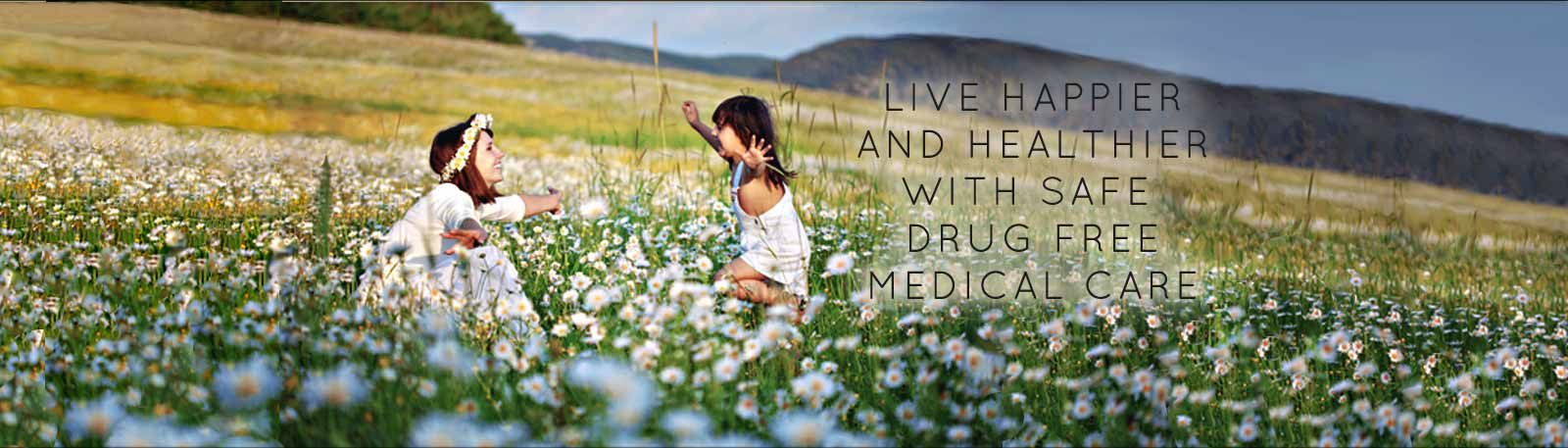 Chiropractic care is drug free